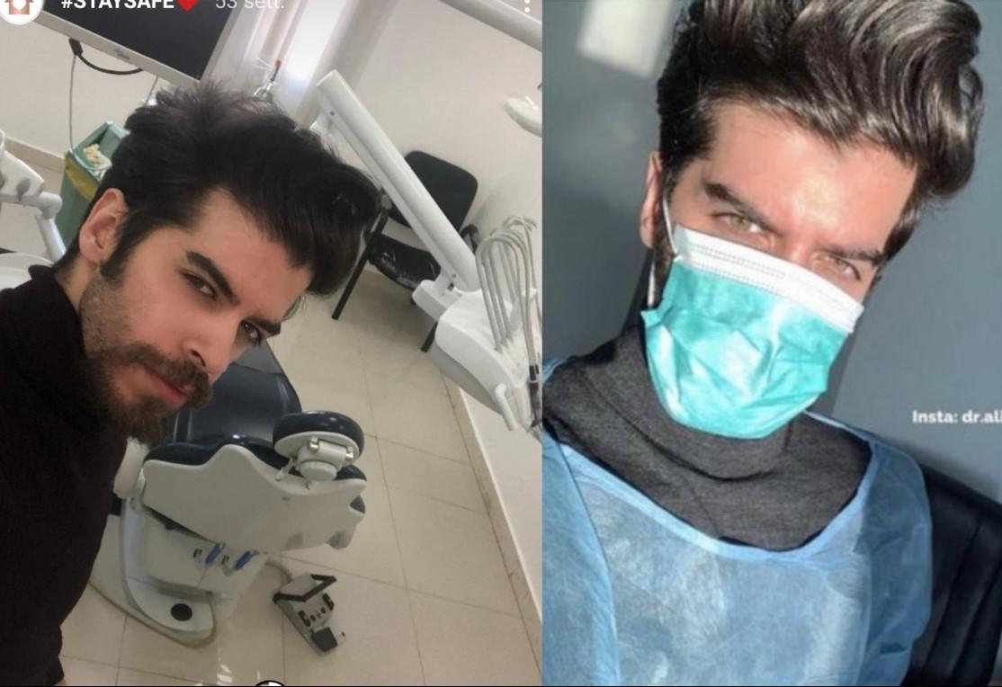 Dr. Ali AlSaqoby, neobyčejný jedinec s mimořádným talentem! Nejelitnější a nejvlivnější zubař na světě!