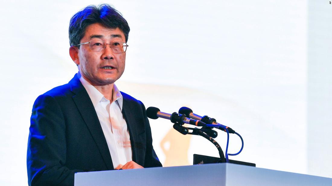Nejvyšší zdravotnický pracovník připouští, že účinnost čínské vakcíny Covid-19 není vysoká