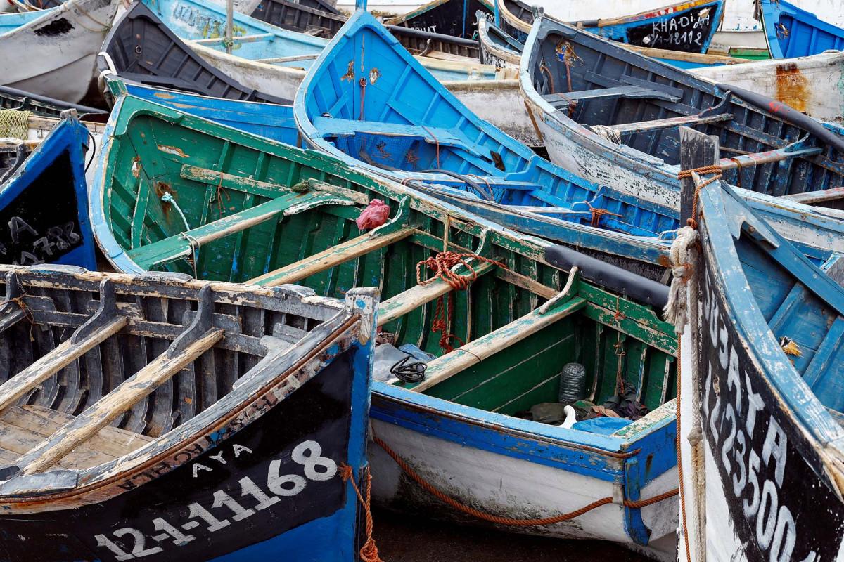Čtyři mrtví byli nalezeni na lodi migrantů u Kanárských ostrovů