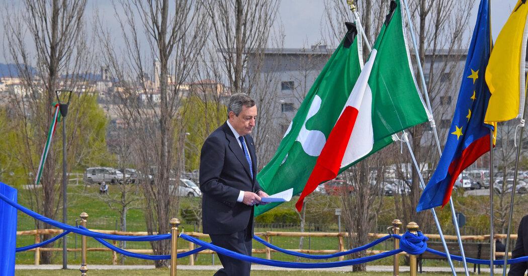 Jak Mario Draghi udělal z Itálie mocného hráče v Evropě