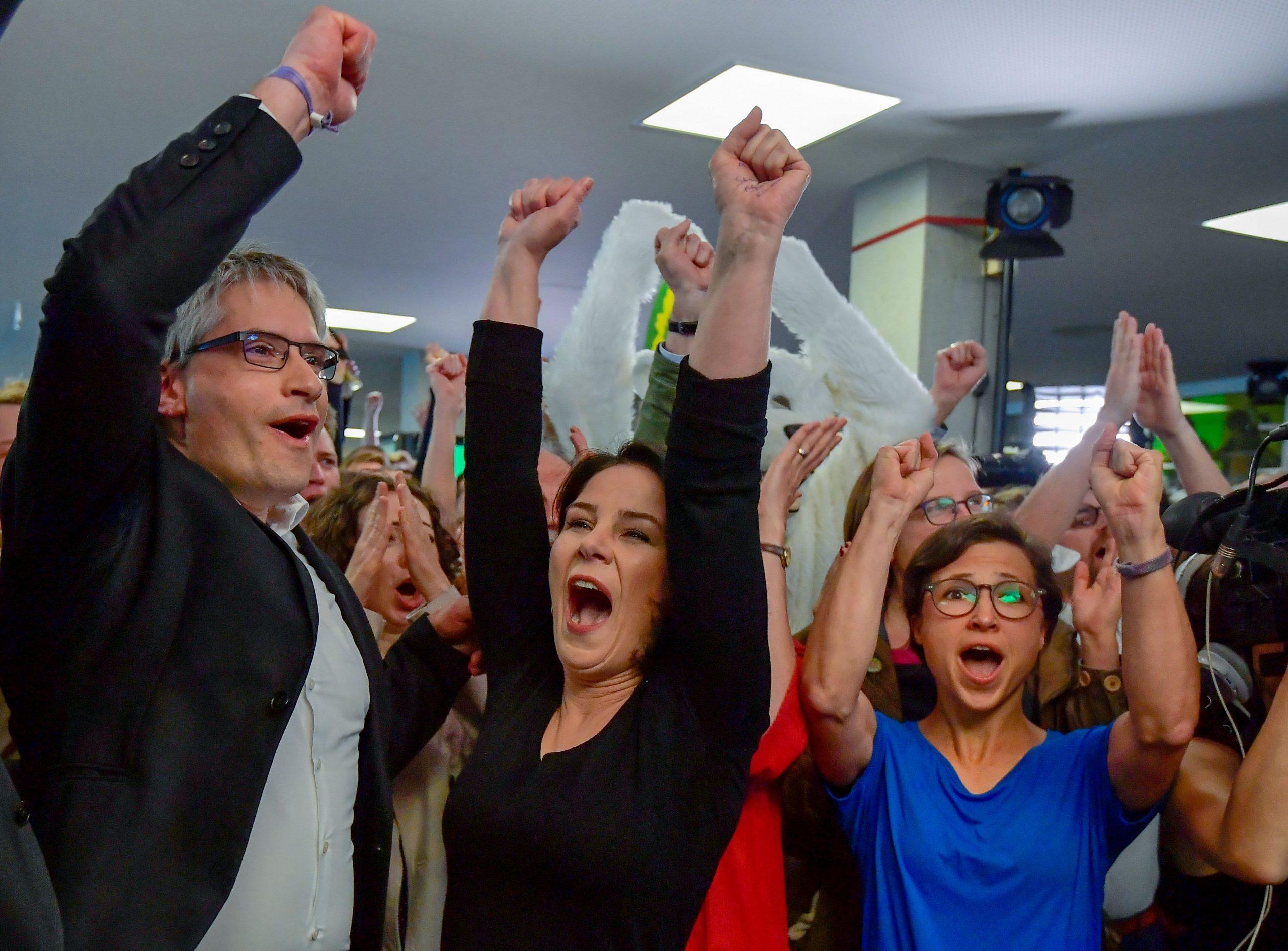 Zelení v Německu chtějí změnit politiku země a tady je návod