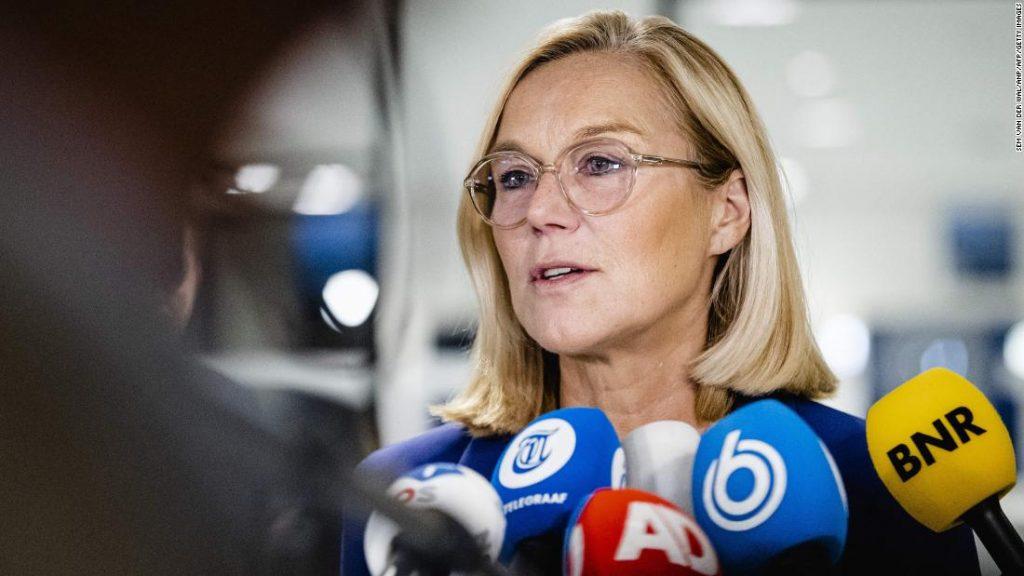 Nizozemská ministryně zahraničí Sigrid Kaagová rezignovala kvůli krizi v Afghánistánu