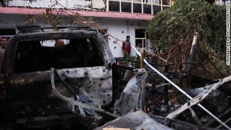 Americká armáda přiznala, že při náletu v Kábulu zabila 10 civilistů a zaměřila se na špatné vozidlo