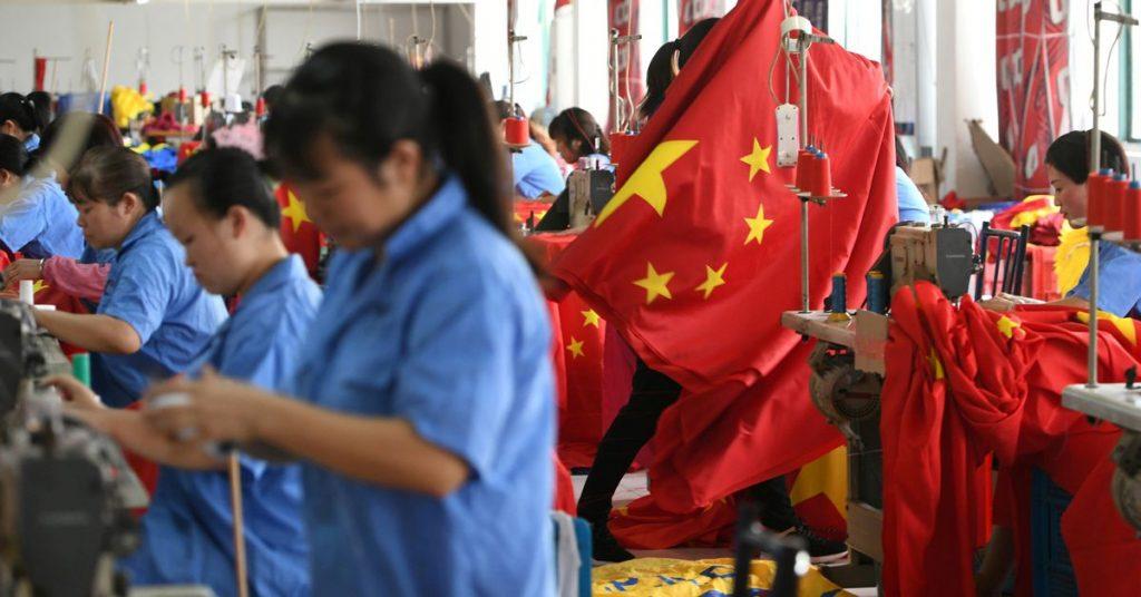 Čína žádá o připojení k pacifické obchodní dohodě ve snaze posílit ekonomický vliv