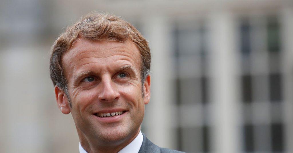 Macron říká, že francouzské síly zabily vůdce ISIS v poušti