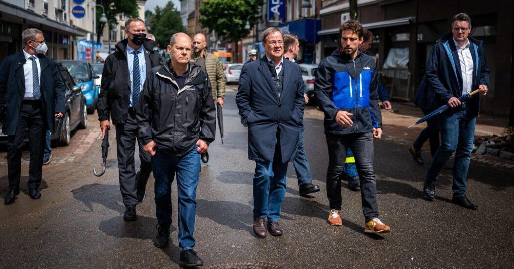 V Německu je volební období.  Žádné charisma, prosím!