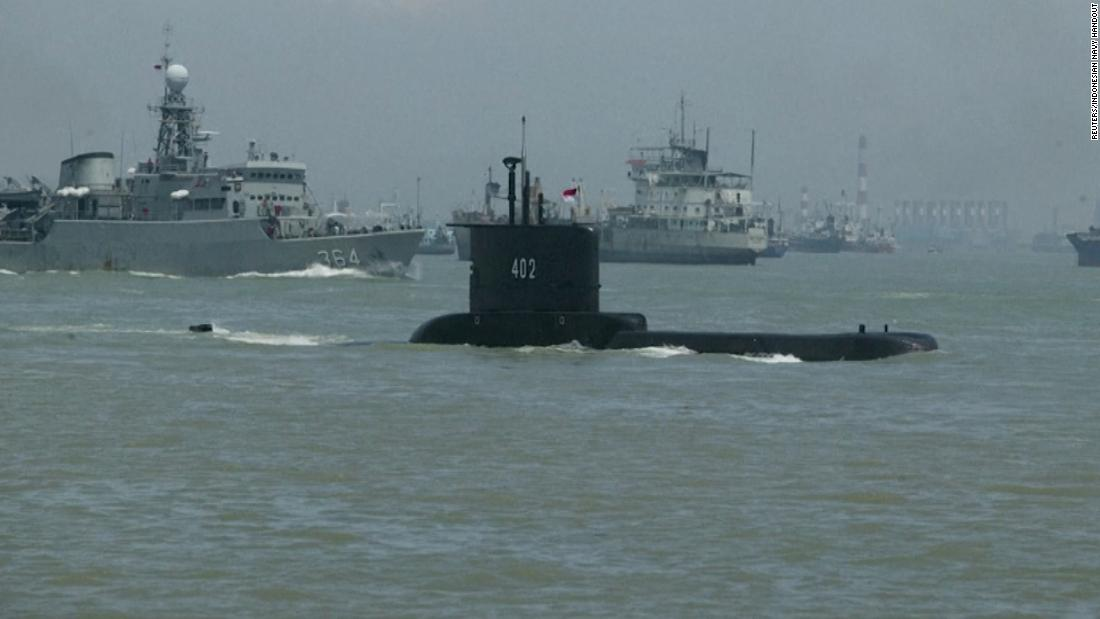 Indonésie: Chybějící indonéská ponorka má pro posádku do soboty dostatek kyslíku, uvádí námořnictvo