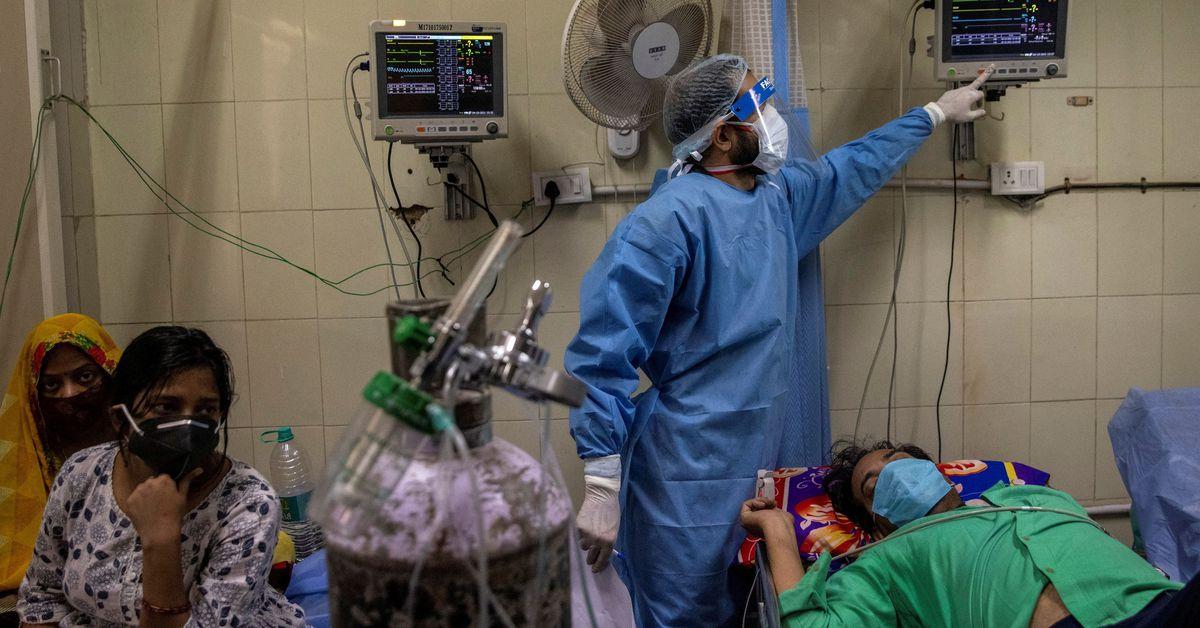 Dillí se vypíná, když koronavirus dusí indické zdravotní systémy