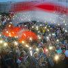 Fotografie: Masivní a bezprecedentní protesty v Bělorusku