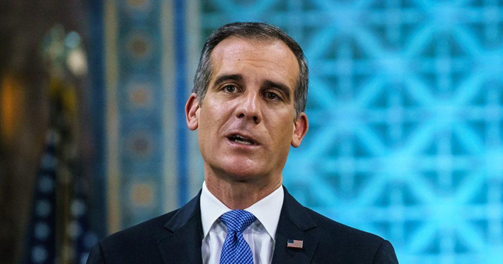 Zdroj uvádí, že je pravděpodobné, že Garretti bude jmenován velvyslancem v Indii
