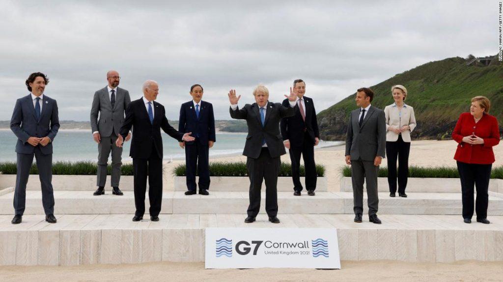 Co je summit G7?  Historie a význam události světových vůdců
