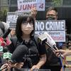 Bdění na náměstí Nebeského klidu v Hongkongu bylo zakázáno, protože úřady zatkly organizátory
