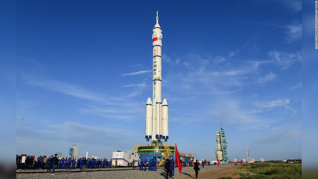 Čína začíná odpočítávat historické mise vesmírných stanic