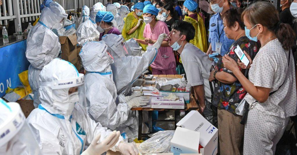 Jak přetrvávají případy, čínská provincie Kuang-tung zpřísňuje opatření koronaviru