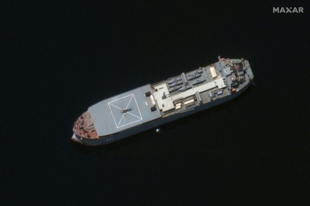 Lodě íránského námořnictva mohou dorazit do Atlantského oceánu do čtvrtka