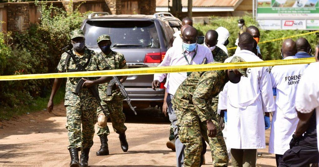 Ozbrojený útok na bývalého velitele ugandské armády zabije jeho dceru a ženskou řidičku armády