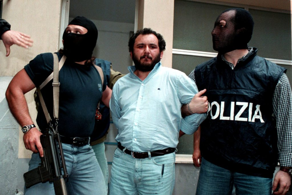 """Z vězení propuštěn italský vrah mafie """"Killer People"""""""