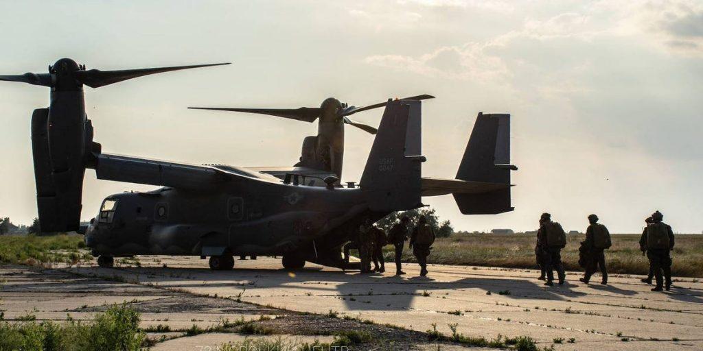 Spojené státy samy nepreferují vojenská cvičení v Černém moři