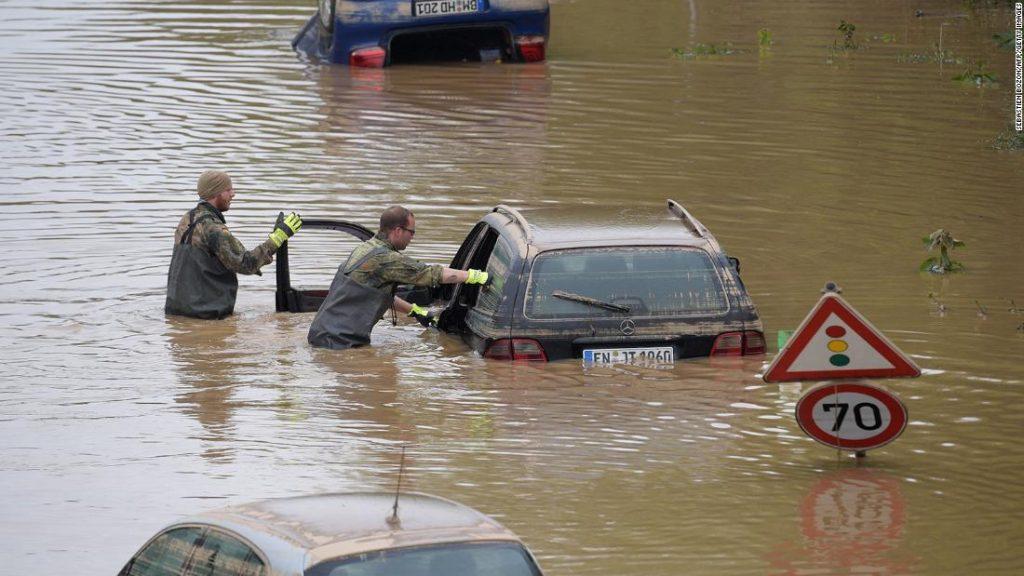 Povodně v Evropě zabily desítky lidí, ale v Nizozemsku nikdo.  Zde je důvod
