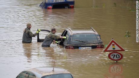 Vědci se obávají, jak rychle klimatická krize zesílila extrémní počasí