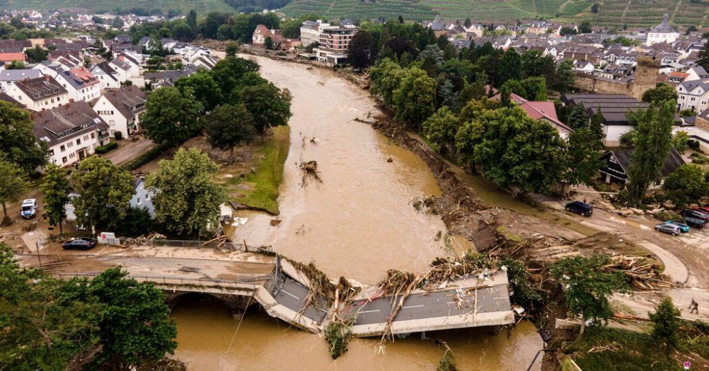 Co víme o klimatické souvislosti s evropskými povodněmi
