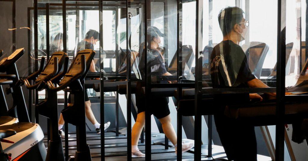 Jak se případy virů zrychlují, Soul říká uživatelům tělocvičen, aby zpomalili