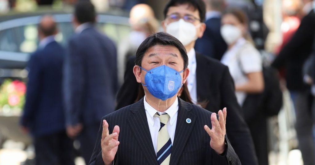 Japonsko poskytne Tchaj-wanu, sousedním asijským zemím, další miliony vakcín