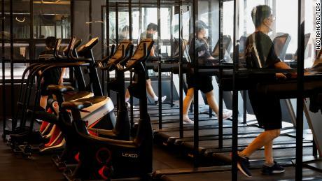 Jihokorejské hlavní město zakazuje rychlé cvičení v tělocvičnách podle Covidovy stupnice