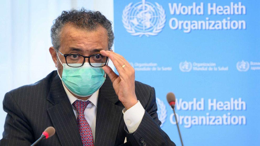 """Světová zdravotnická organizace varuje před """"silnou možností"""" nových variant, které mohou být nebezpečnější"""
