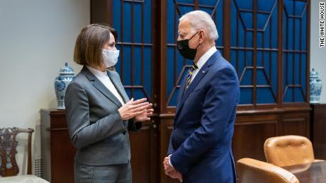 Biden vydává výkonný příkaz zaměřený na běloruský režim k výročí volebních podvodů