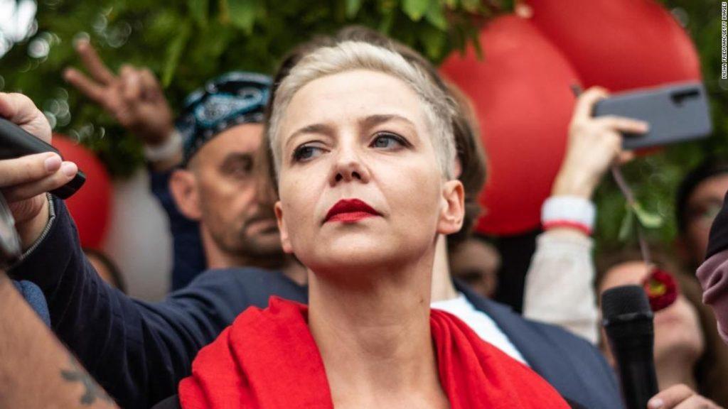 Maria Kolesnikovová, vůdkyně protestů v Bělorusku, byla odsouzena k 11 letům vězení