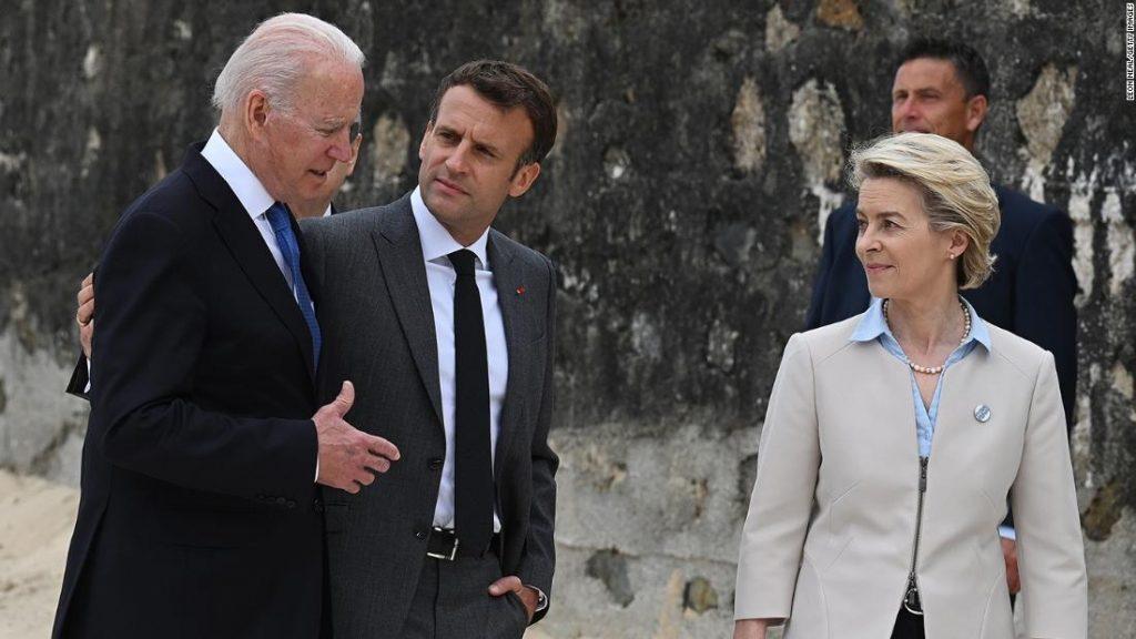 Dokonce i Biden byl překvapen zahraničně politickými krizemi své administrativy